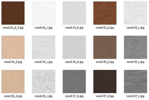 简介:  Arroway出品的专业素材库,本辑包括50张木质纹理材质,可用做CG贴图或其他各类用途,为你的作品增色. 档案为JPG格式,30003000分辨率.  Arroway Textures: Wood - Volume One 50 Textures & Maps,3000x3000 Pixels (.jpg) [安全检测] 已通过安全检测 安全检测软体:NOD32防毒系统 版本:2.