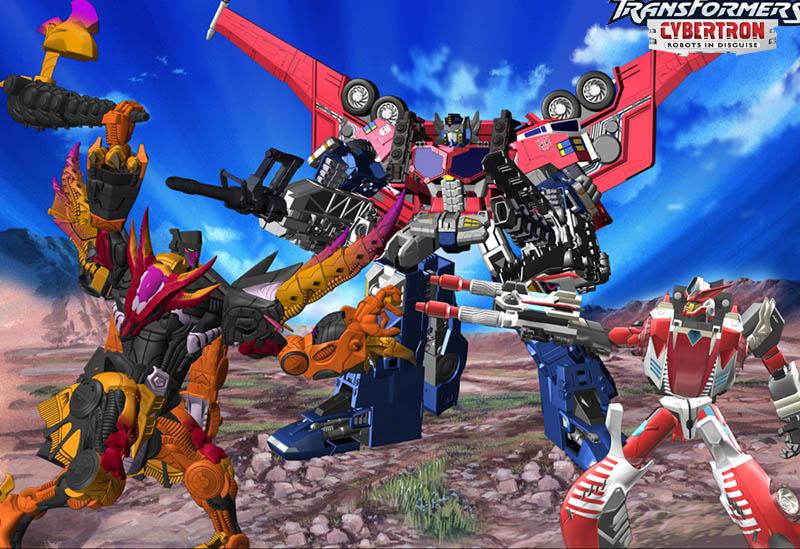 简介:  【片名】 变形金刚塞伯坦传奇/塞博特恩传奇/Transformers Cybertron 【字幕】 TFCC字幕组 【格式】 英语中字版为RMVB,国语中字版为AVI 【剧情介绍】 《变形金刚塞伯坦传奇》是美国孩之宝公司2005年度推出的最新变形金刚3D动画剧集,全剧共51集。新系列的变形金刚动画虽然与十多年前的初代变形金刚不尽相同,但是熟悉的面孔与久违的称谓,都会让你有似曾相识的感觉。《变形金刚》最新剧集《塞伯坦传奇》人物个性更加鲜明、故事情节更加生动、机体设定更加细腻、画面更加绚烂华丽。精彩