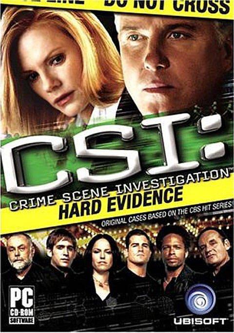 犯罪现场调查4之铁证如山 CSI 4 Hard Evidence 破解版