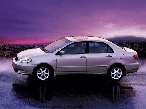 《2004款丰田卡罗拉服务手册及全车电路图》(2004 toyota corolla