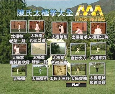 陈氏太极拳大全(陈正雷).JPG